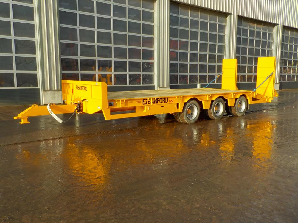 Barford L27 Low Loader