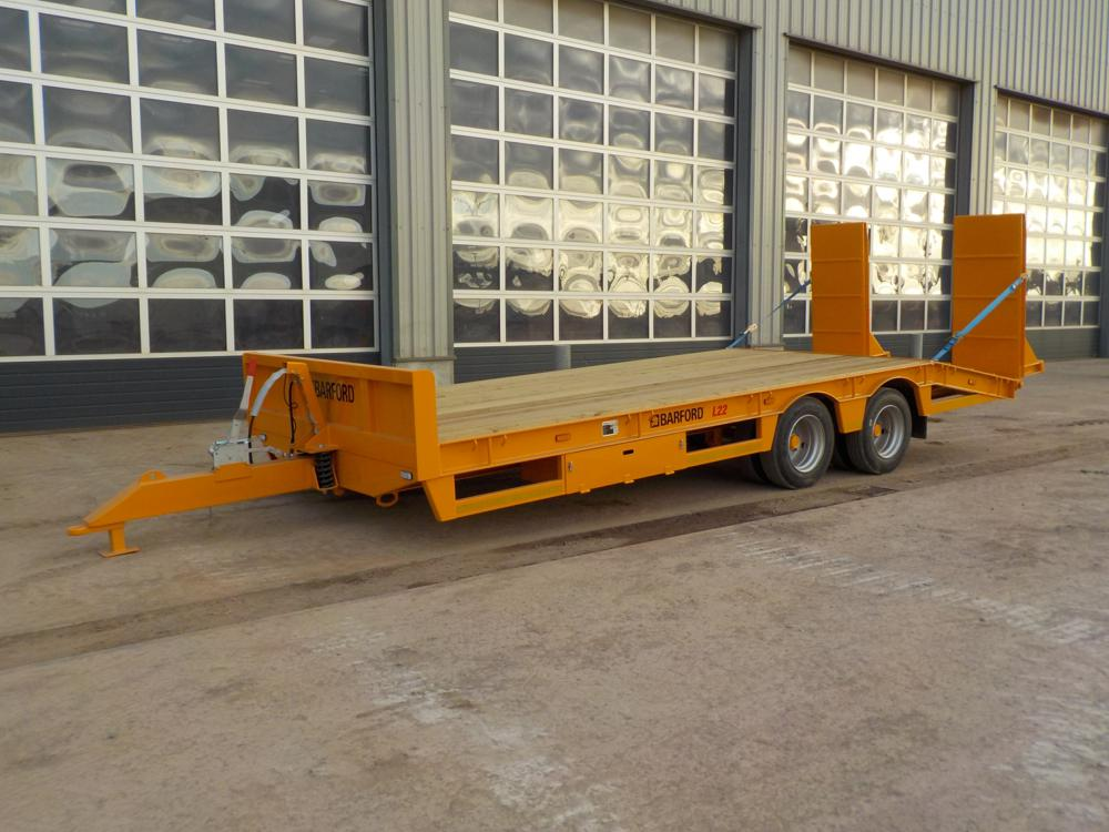 Barford L22 Low Loader