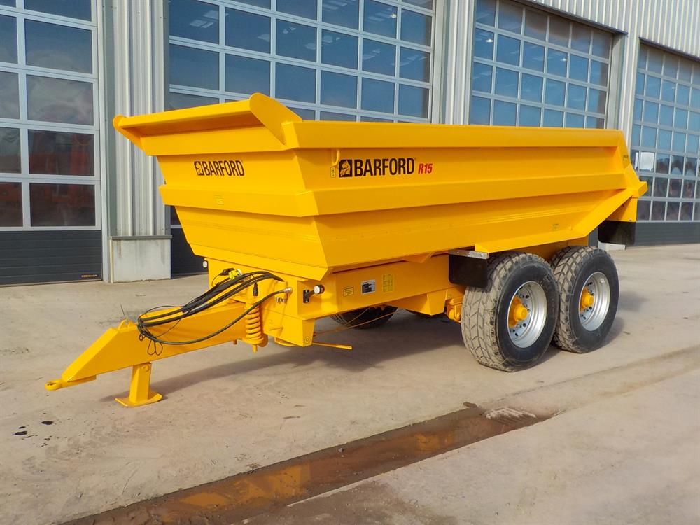 Barford Rock Trailer R15