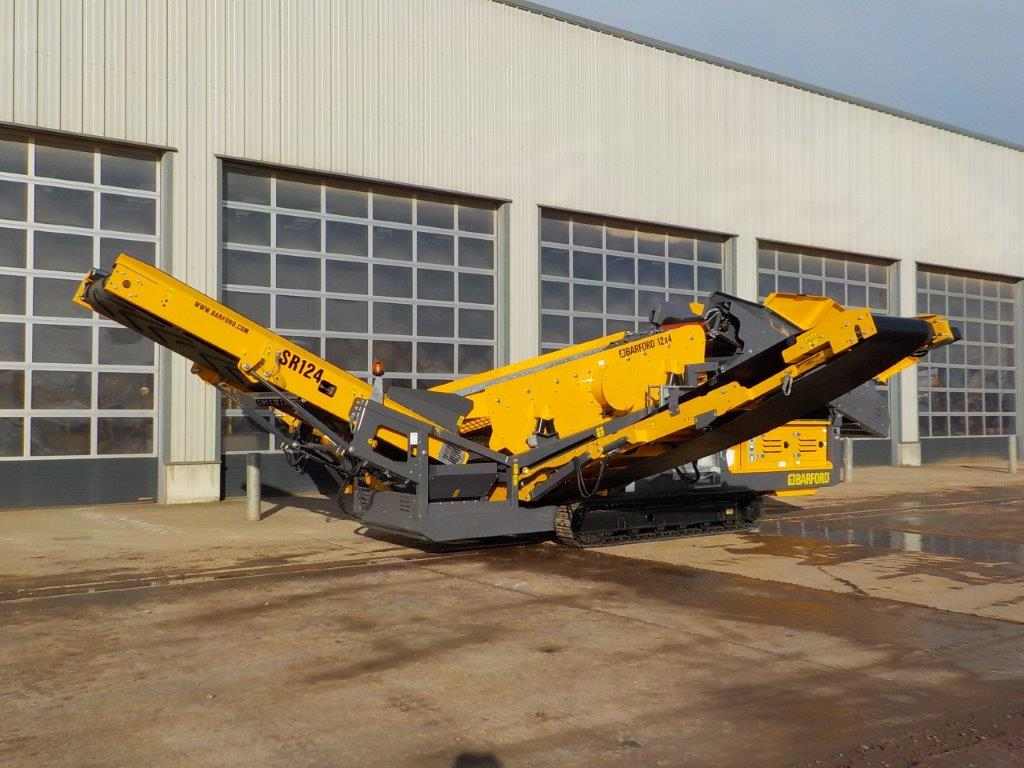 Barford SR124 Heavy Duty Screener