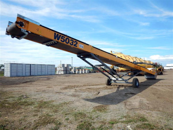 Barford W5032 Wheeled Conveyor